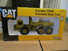 Ertl CAT Caterpillar D350D Articulated Dump truck 1:50 Scale 1990 MISB