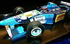 Michael Schumacher Collection ~ Benetton B195/1995  Scale:1/18