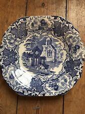 George Jones Abbey 1790 Plate