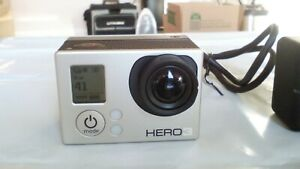 GoPro HERO3+ Silver Edition Action Sport Wi-Fi Camera Camcorder
