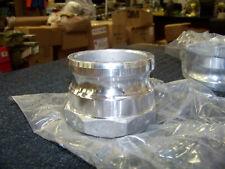 Die cast aluminum A-300 quick coupling 3 each