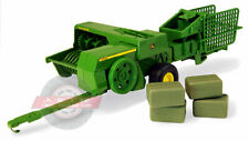 New Holland Deere e-type grass strapping machine Agricultural car model New 1-16