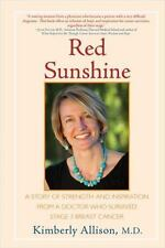 Red Sunshine: A Story of Strength and Inspiration from a Doctor Who-ExLibrary