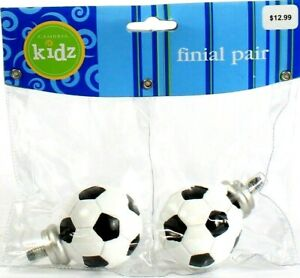 1 Cambria Kidz  Soccer Ball 61178  Finial Pair MSG Marketing Made in China