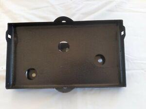 Toyota Landcruiser Start Battery Tray - STEEL - HZJ75 HZJ78 HZJ79