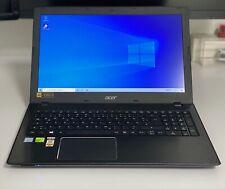 Acer Aspire E15 E5-575G FHD i7-7500u 8GB DDR4 256GB SSD 1TB HDD Nvidia 940MX 2G