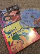 Kindermusik 3-CD Lot New Henry's Parade, Pony Ride, I Need A Kazoot Do Re Me