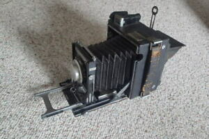 vintage camera SPEED GRAPHIC