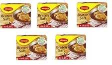 5 x Maggi Bratensaft ( Roast Juice ) for 5 Liter New from Germany