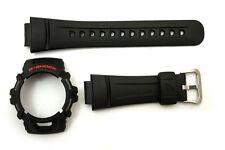 CASIO G-Shock G-2900F-1V Original Black BAND & BEZEL Combo G-2900 G-2900BT