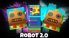 ⭐️[PAID ENTRY] ROBOT 2.0!!⭐️ CRAZY GIVEAWAY⭐️ BGS [READ DESCRIPTION]