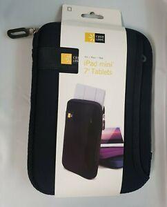 "Case Logic iPad mini 7"" Tablets Case and Sleeve Black"