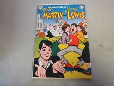 The Adventures Of Dean Martin and Jerry Lewis #1 COMIC BOOK 1952