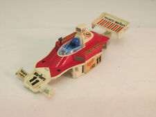 AURORA AFX #1733 RED/WHITE #11 G-PLUS MCLAREN F1 SHELL ~ VERY NICE COND!
