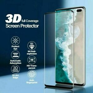 For Samsung Galaxy S10 S10 + 5D Genuine Tempered Glass LCD Screen Protector Film