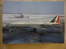 ALITALIA  CARAVELLE 6N   I-DABI      /  collection vilain N° 966