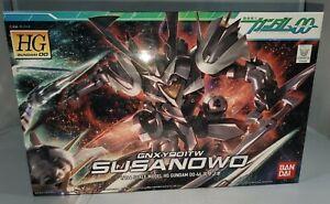 #46 Susanowo Gundam 00 Bandai HG 00 IN STOCK USA MISB
