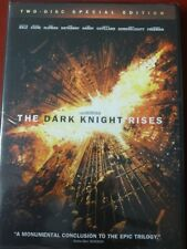 DVD The Dark Knight Rises 2 Disc Special Edition Widescreen NEW SEALED