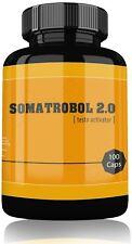 Somatrobol Testosteron Booster Anabol Muskelaufbau Schnell Wirkend Testo Extrem