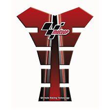 MotoGP Motorcycle Tank Pad Motorbike Tank Protector Linear Red