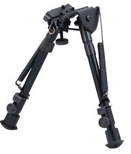 CCOP USA Universal Barrel Mount Harris Style Bipod for Tactical Rifle BP-19M