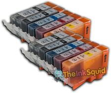 10 PGI-520/CLI-521 Ink Cartridge for Canon Pixma MP620