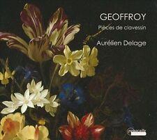 Pieces for Harpsichord - Aurelien Delage, New Music