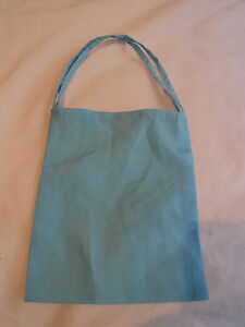 Turquoise gift bag