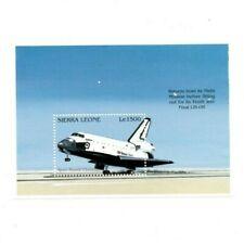 VINTAGE CLASSICS - Sierra Leone 1905 - Space Exploration - Souvenir Sheet - MNH