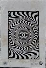 CHANEL Psychedelic Elegance, Artist Proof 22'x 15'x Hand Signed Fairchild Paris
