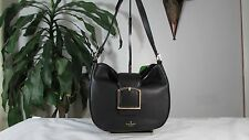 NWT Kate Spade Leather Lilith Healy Lane Crossbody Bag Black