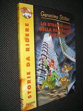 GERONIMO STILTON 42 - LO STRANO CASO DELLA PANTEGANA PUZZONA - NUOVO