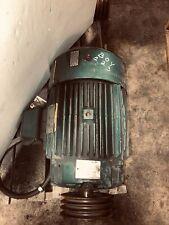 Baldor Reliance Super E 20 Hp Motor Ecp82334t 4 1765 Rpm
