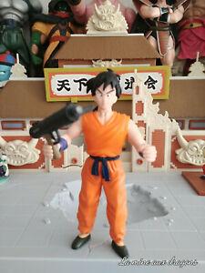 Figurine Yamcha AB Toys Dragon Ball Z Bandai BS STA articulé figure rare Yamucha
