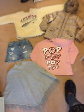 Girls Clothes Bundle Zara Age 10