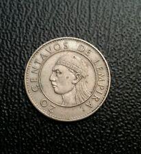 Honduras 1978 20 centavos coin