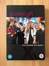 Gossip Girl Complete 1st First Season DVD Box Set