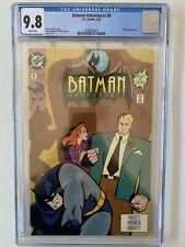 The BATMAN ADVENTURES #8 - CGC 9.8  - 1ST SERIES 1993 CLAYFACE COVER