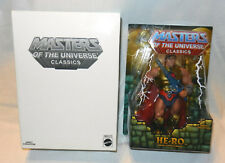 HE-RO SDCC MATTY VERSION MASTERS OF THE UNIVERSE CLASSICS FIGURE MOTUC