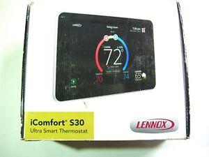 Lennox 12U67 iComfort S30 Programable WiFi Touchscreen Smart Thermostat - New