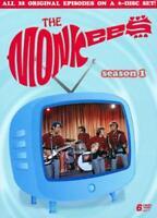 MONKEES: SEASON 1 USED - VERY GOOD DVD