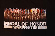 Medal of Honor Warfighter T-shirt size M-Gamescom 2012