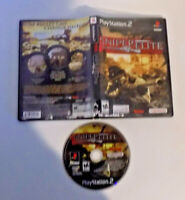 Sniper Elite game disc w/case good shape PS2 (Sony PlayStation 2, 2005)