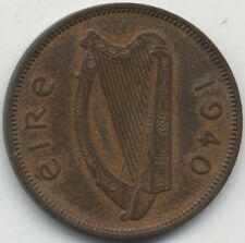 More details for 1940 ireland halfpenny | pennies2pounds