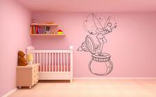 Wall Room Vinyl Sticker Mural Decal Peter Pan Fairy Magic Tinker Bell O131