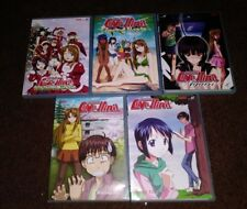 Love Hina (Dvd, 2003) The Movie Collection - Again, Spring, Christmas, Secret +