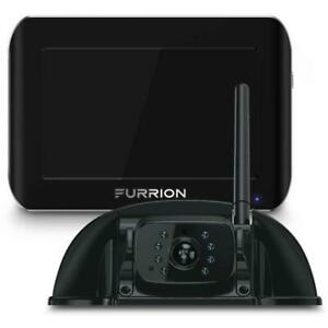 """FURRION Vision S Rear-Vision Camera and 5"""" Display, digital wireless"""