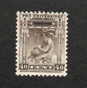 Mexico - Sc# 702 MH ( h & p rem)        /        Lot 0721234