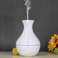 Essential Oil Ultrasonic Aroma Aromatherapy Diffuser Air Humidifier Purifier USA