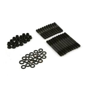 Speedmaster PCE287.1002 4-Bolt 12-Point Main Stud Kit for Chevy SBC 350 Engines